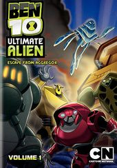 Ben 10: Ultimate Alien - Volume 1 (2-DVD)