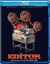 The Editor (Blu-ray + DVD)