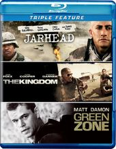Jarhead / The Kingdom / Green Zone (Blu-ray)