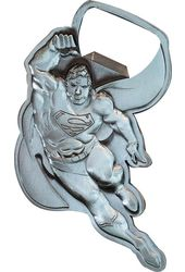 DC Comics - Superman - Metal Bottle Opener