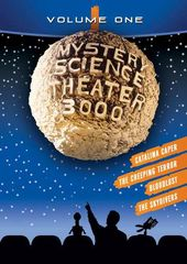 Mystery Science Theater 3000 - Volume 1 (4-DVD)