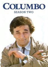 Columbo - Season 2 (4-DVD)