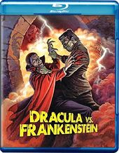 Dracula vs. Frankenstein (Blu-ray)