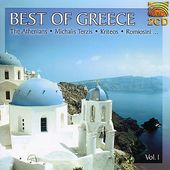 Best of Greece, Volume 1 (2-CD)