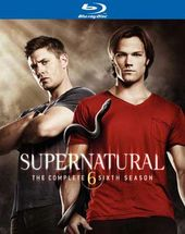 Supernatural - Season 6 (Blu-ray)