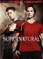 Supernatural - Season 6 (6-DVD)