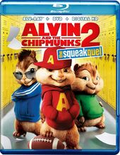 Alvin and the Chipmunks: The Squeakquel (Blu-ray