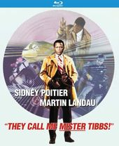 They Call Me Mister Tibbs! (Blu-ray)