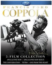 Francis Ford Coppola: 5-Film Collection (Blu-ray)