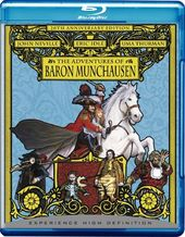 The Adventures of Baron Munchausen (Blu-ray)