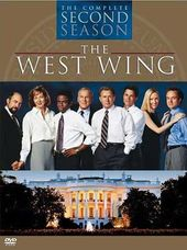 The West Wing - Complete 2nd Season (4-DVD)