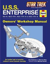 Star Trek U.S.S. Enterprise: Owner's Workshop