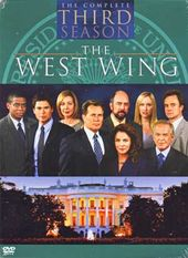 The West Wing - Complete 3rd Season (4-DVD)