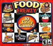 Food Frenzy: 10 Game Collection (PC CD-ROM