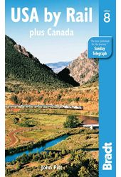 USA by Rail: Plus Canada