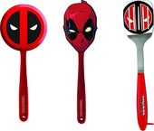 Marvel Comics - Deadpool - Set of 3 Spatulas