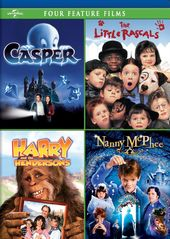 Casper / The Little Rascals / Harry and the