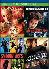 Fearless / Unleashed / Smokin' Aces / Assault on