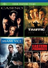 Casino / Traffic / Miami Vice / Eastern Promises