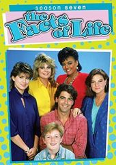 The Facts of Life - Season 7 (3-DVD)