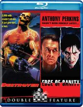 Destroyer / Edge of Sanity (Blu-ray)