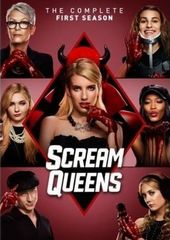 Scream Queens - Complete 1st Season (4-DVD)