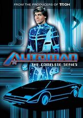 Automan - Complete Series (4-DVD)