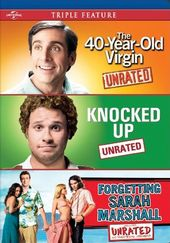 The 40-Year-Old Virgin / Knocked Up / Forgetting