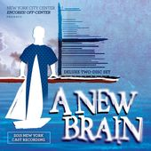 A New Brain (2015 New York Cast Recording) (2-CD)