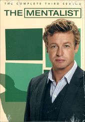 The Mentalist - Complete 3rd Season (5-DVD)