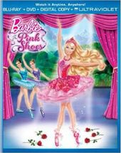 Barbie In The Pink Shoes (Blu-ray + DVD)