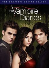 Vampire Diaries - Season 2 (5-DVD)