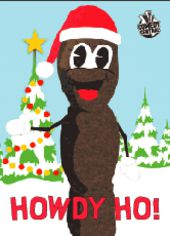 "South Park - ""Howdy Ho!"" Mr. Hanky - Magnet"