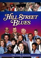 Hill Street Blues - Final Season (5-DVD)