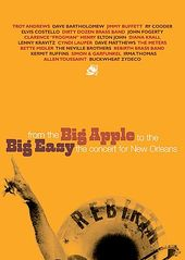 From the Big Apple to The Big Easy - The Concert