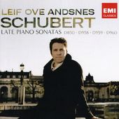 Schubert: Late Piano Sonatas D. 958, 959, 960, 850