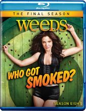Weeds - Season 8 (Blu-ray)