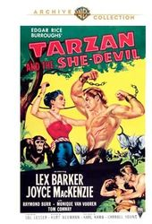 Tarzan and the She-Devil (Full Screen)