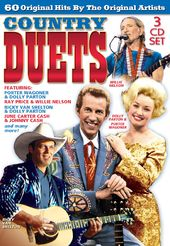 Country Duets, Volumes 1-3 (3-CD)
