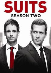 Suits - Season 2 (4-DVD)