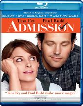 Admission (Blu-ray + DVD)