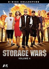 Storage Wars - Volume 4 (2-DVD)