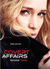 Covert Affairs - Season 3 (4-DVD)