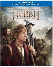 The Hobbit: An Unexpected Journey (Blu-ray + DVD