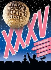 Mystery Science Theater 3000: Volume XXXV (4-DVD)