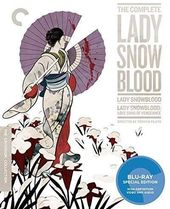 The Complete Lady Snowblood (Blu-ray)
