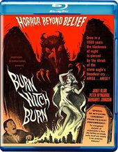 Burn Witch Burn (Blu-ray)