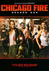 Chicago Fire - Season 1 (5-DVD)