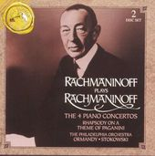 Rachmaninoff Plays Rachmaninoff: The 4 Piano