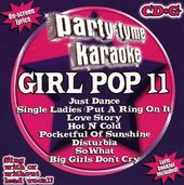 Party Tyme Karaoke: Girl Pop, Volume 11